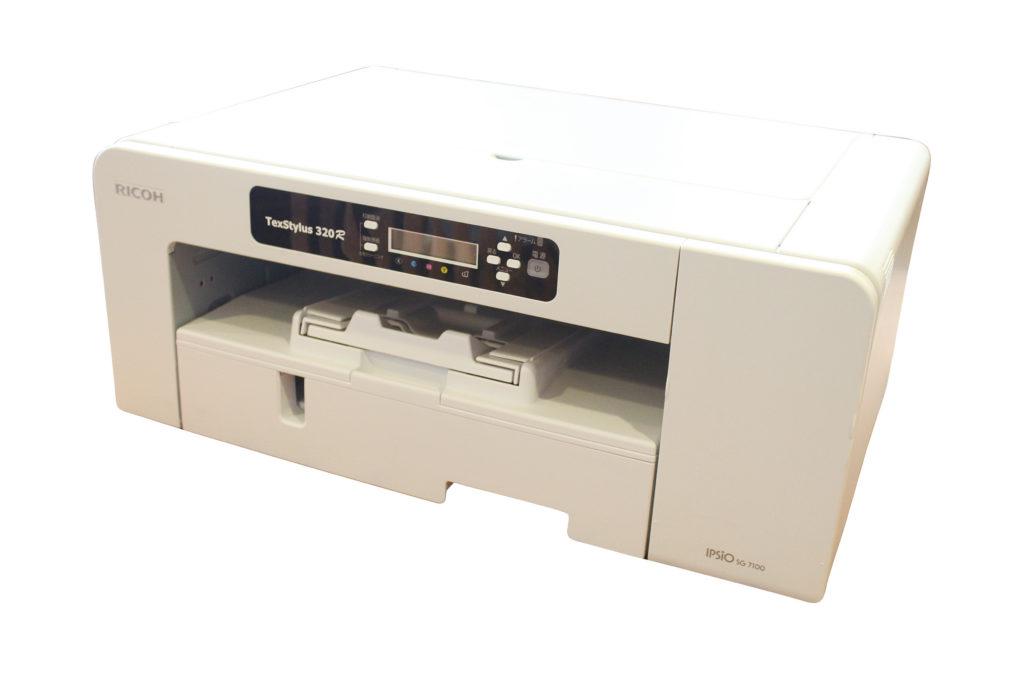 小型昇華転写用プリンターTexStylus320R